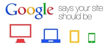 Les sites non-responsive sont désormais pénalisés par Google