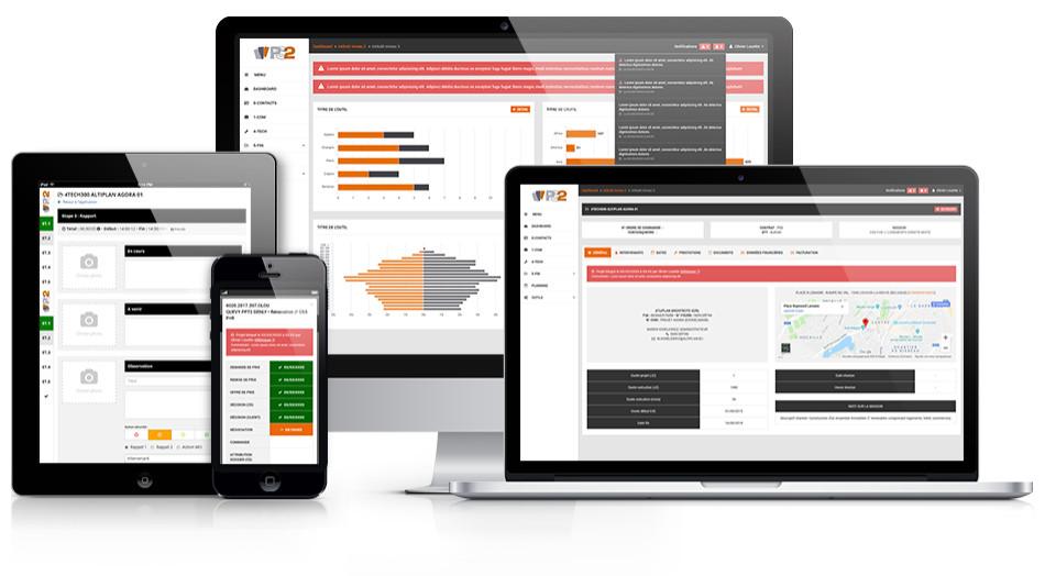 Bureau d'Etudes PS2 - Digitalisation d'entreprise et outils de gestion